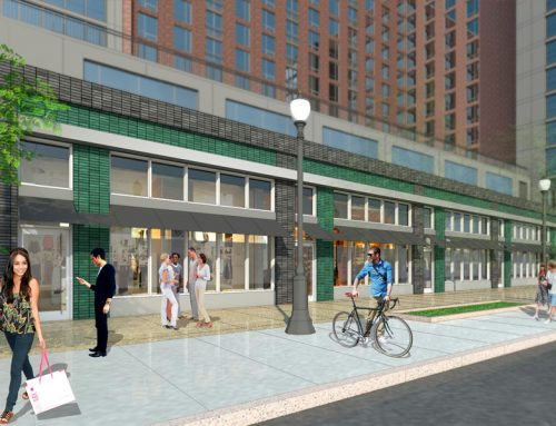 KOMAN CELEBRATES GROUNDBREAKING IN DELMAR LOOP