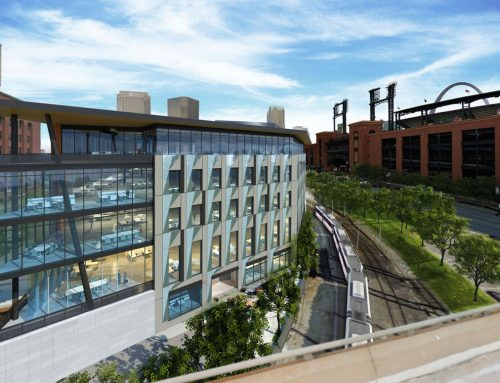 FIRST OFFICE BUILDING IN NEARLY 30 YEARS PLANNED FOR DOWNTOWN ST. LOUIS