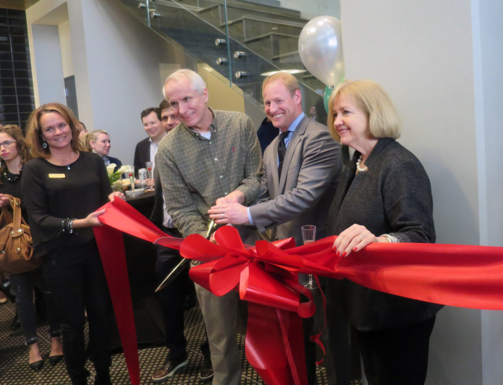 Koman Celebrates Grand Opening of The Euclid