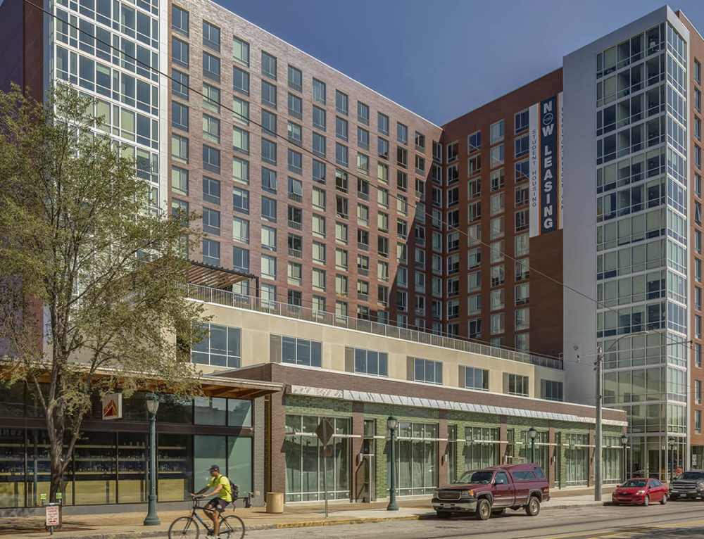 Everly On The Loop Offers A Modern Option For Nearby Students