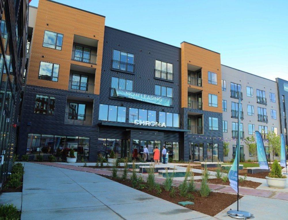 Koman and Green Street St. Louis Celebrate Grand Opening of Chroma